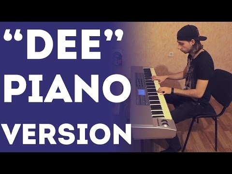 Dee - Randy Rhoads / Ozzy Osbourne (Piano Version By Dima Davidson)