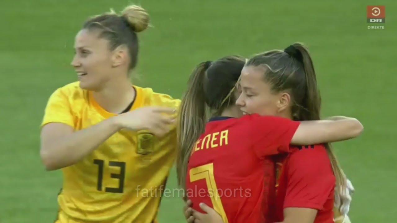 Spain vs Denmark- International friendly match
