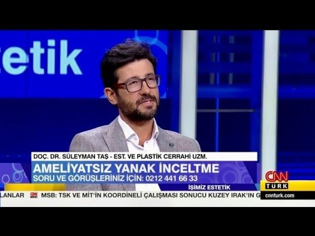 CNN Türk | İşimiz Estetik | Doç. Dr. Süleyman TAŞ