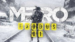 PAROWÓZ TOMEK   Metro Exodus [#1]