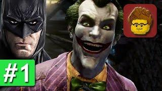 Batman: Return to Arkham - Arkham Asylum HD - #1 - Let