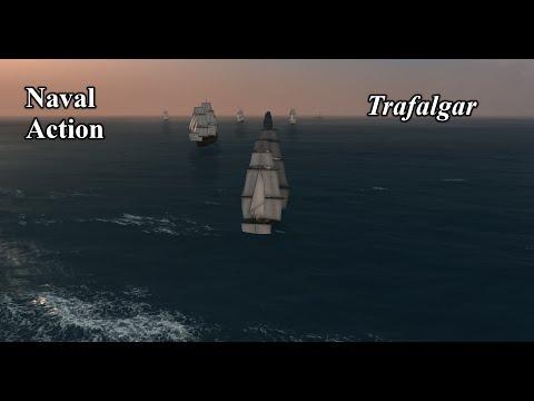 Naval Action The great Battle of trafalgar!