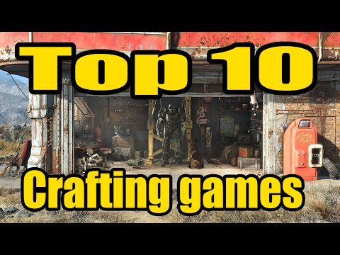 Full download top 10 crafting survival games pc for Survival crafting games pc