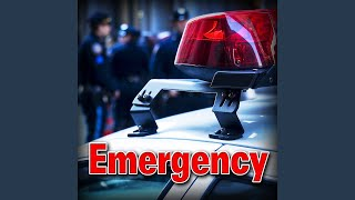 Police Accident Scene with Sirens and Radio Chatter Sound Effects Emergency Radio