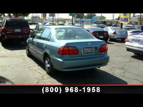 2000 Honda Civic - Used Hondas USA - Bellflower, CA 90706