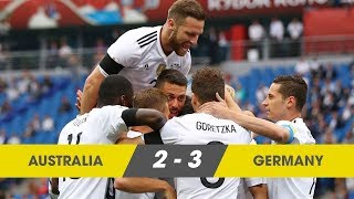 Download Video Australia vs Germany - Highlight (19.06.2017) MP3 3GP MP4