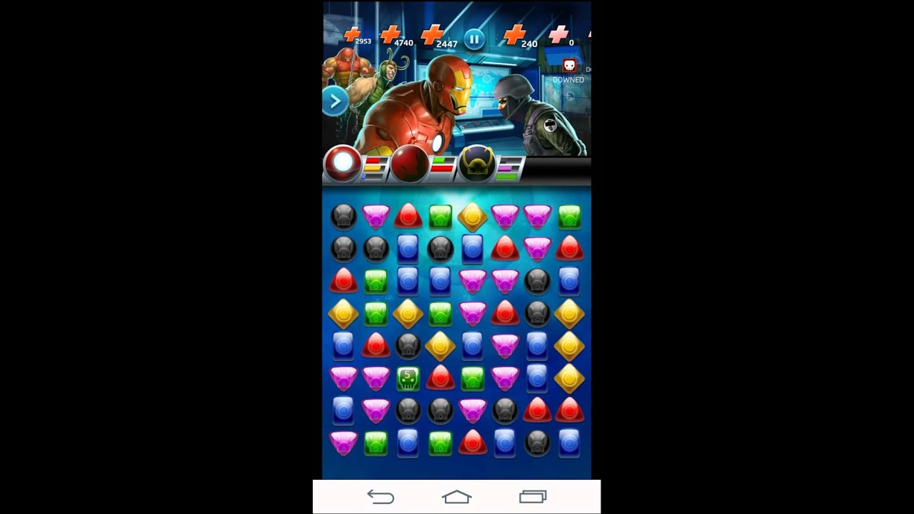 marvel puzzle quest how to get 5 stars