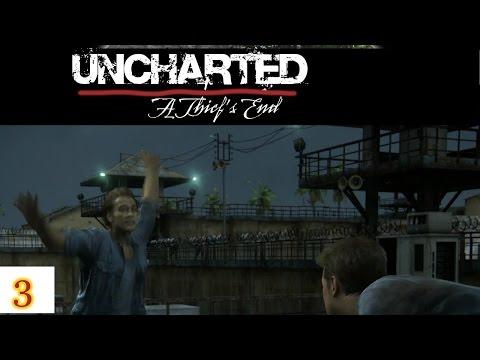 Uncharted A Thiefs end  - Ep.3 - Saint Dismas cross puzzle - Uncharted 4 playthrough