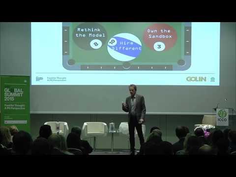 PR needs more balls! ICCO Global Summit Milan 2015