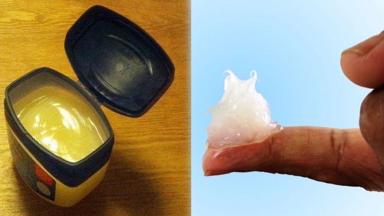 Cara Atasi Radang Kulit Menggunakan Petroleum Jelly