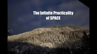 The Infinite Practicality of Space