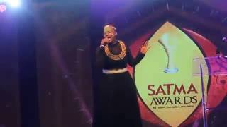 Amanda black- Amazulu SATMA Awards