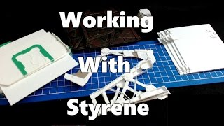Working With Styrene - Temporary Joins Mp3