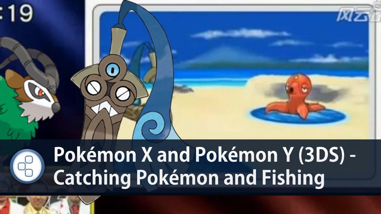 Pokémon X and Pok...