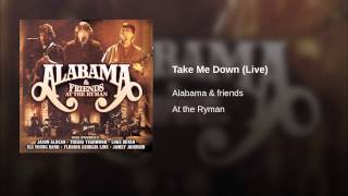 Take Me Down (Live)
