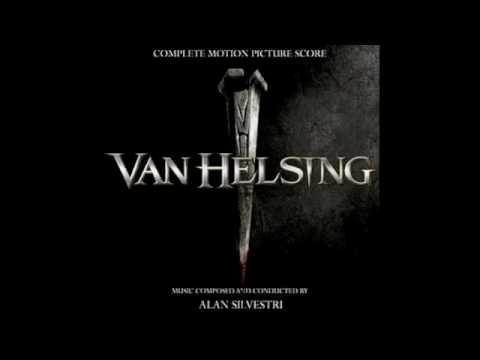 Van Helsing Complete Score CD2 20 - Reunited