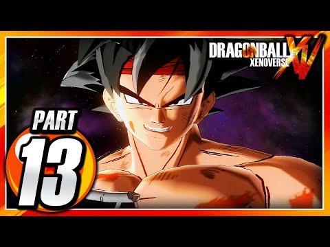 Dragon Ball Xenoverse PS3: Bonus - Part 13 - Last Moments! Goku's Father, Bardock! (Bardock Saga)