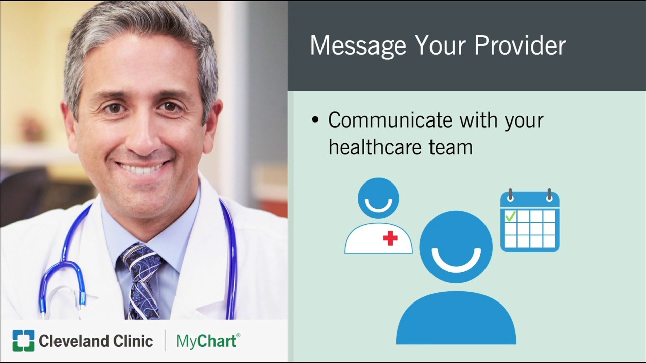 Managing Your Healthcare With Mychart Cleveland Clinic