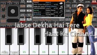 Jabse Dekha Hai Instrumental On ORG 2018 | Mujhe Kuch Kehna Hai | ORG2019 | ORG PIANO LESSONS