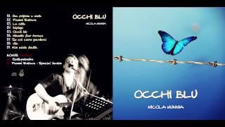 06 Minuetto 4 arrows (official audio) Nicola Munnia ALBUM OCCHI BLU