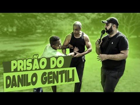 PEGADINHA - MUDANDO DE OPINIÃO - PRISÃO DO DANILO GENTILI #DESAFIO 83