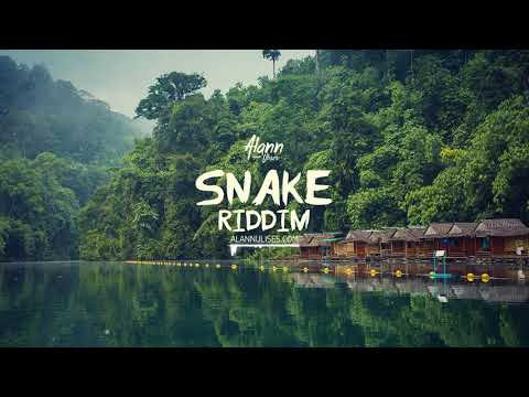 Snake Riddim (Reggae Roots Beat Instrumental) 2017 - Alann Ulises