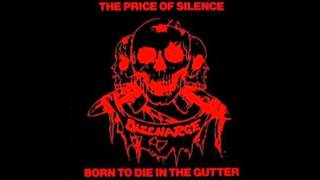Discharge - Born To Die In the Gutter (With Lyrics in the Description) UK82 punk at its finest