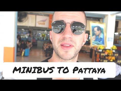 minibus from bangkok to pattaya