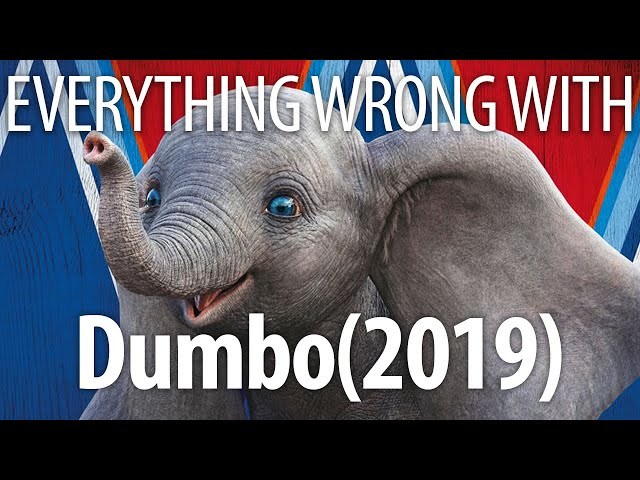 Everything Wrong With Dumbo (2019) In 12 Minutes Or Less