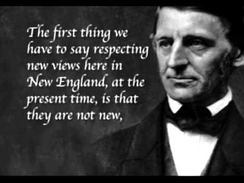 American Romanticism and Transcendentalism