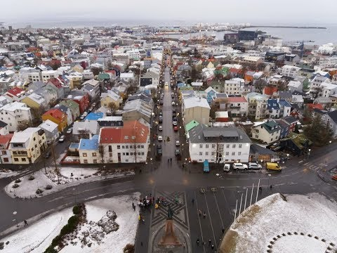 Reykjavik The Northest capital on earth - Iceland