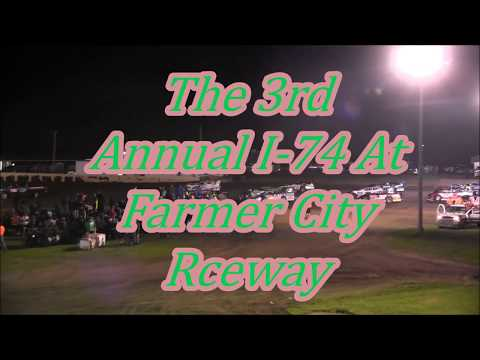 2019 3rd annual I 74 Race At Farmer City