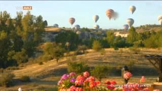 Göreme Milli Parkı ve Kapadokya - Dünya Mirası Türkiye - TRT Avaz