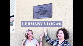 Germany Vlog #6 | Laupheim and Carl Laemmle