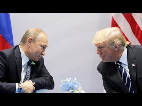 'Сделка' с Трампом: расчёт Путина | АМЕРИКА | 19.04.18