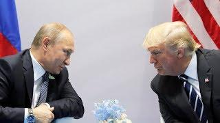 Сделка с Трампом — расчёт Путина? | АМЕРИКА | 19.04.18