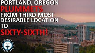 A Key Indicator of National Real Estate Investors' Sentiment Shows Portland Plummeting