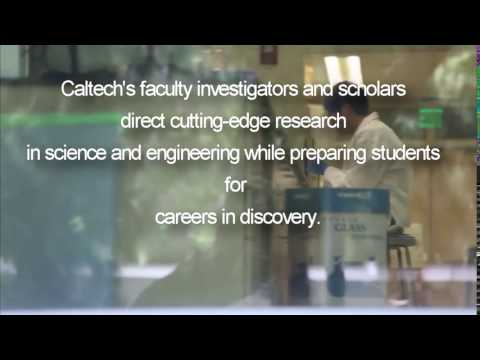 Top 10 universities in USA 2016  #4 (California Institute of Technology)