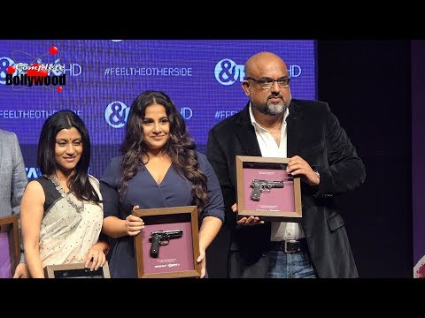 UNCUT | Vidya Balan, Konkona Sen Sharma & Vishal Bhardwaj AT Launch Of The New Channel '& Prive HD'