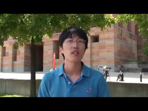 Minority Recruit On University of Cincinnati Campus Part One