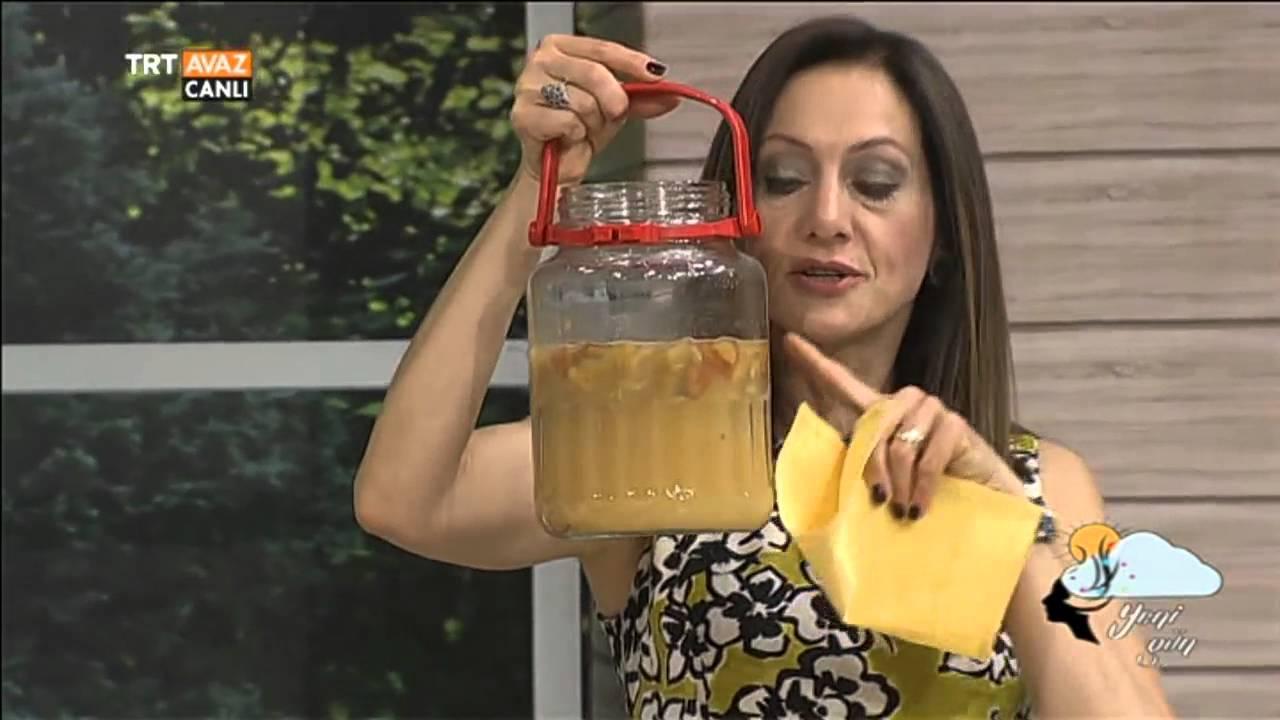 Evde üzüm sirkesi nasıl yapılır Organik sirke tarifi