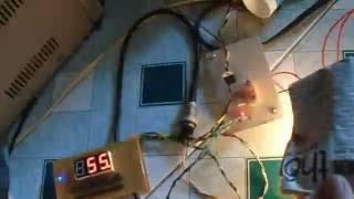 Nguyên tắc điều khiển và ổn định nhiệt độ. By Lâm-đt