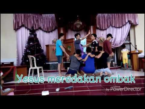 Christmas musical drama (drama musikal natal)