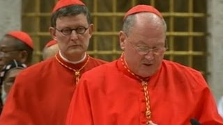 Papal Conclave 2013: Cardinals Take Oath of Secrecy - ABC Digital Report