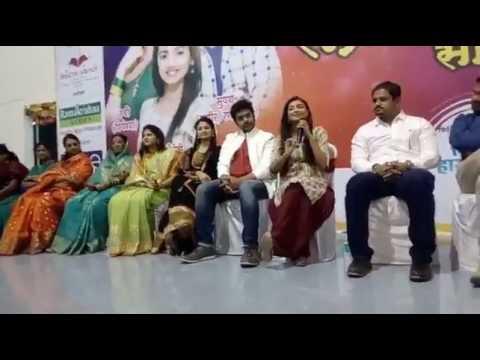 Pudhari News Paper Kasturi Club Program2