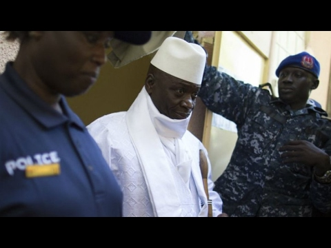Gambia: Senegal troops to advance at noon if Yahya Jammeh refuses to cede power
