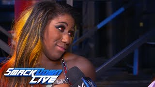 Are big things in store for Ember Moon on SmackDown LIVE: SmackDown Exclusive, April 16, 2019