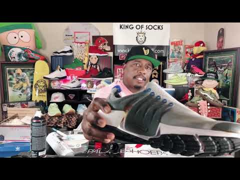 Does the Shoe Palace NuBuck Shoe Cleaner actually work??