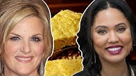 Ayesha Curry Vs. Trisha Yearwood: Whose Cornbread Is Better?