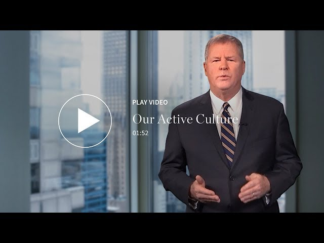 Our Active Culture